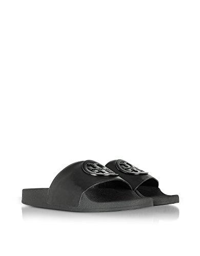 Sandales Cuir 45518001 Tory Burch Femme Noir qOX1Tw