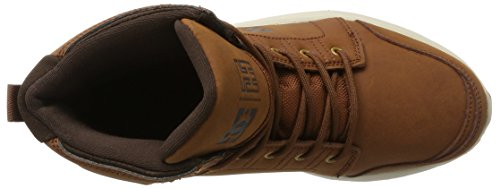DC Shoes Herren Torstein Klassische Stiefel, Braun (Brown/Dk Chocolate)