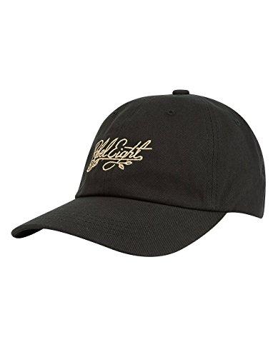 REBEL8 Floret Dad Hat, Black