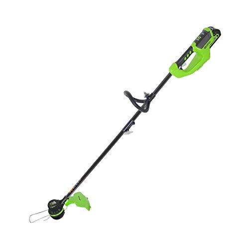GreenWorks ST40L00 G-MAX 40V Brushless String Trimmer 14""