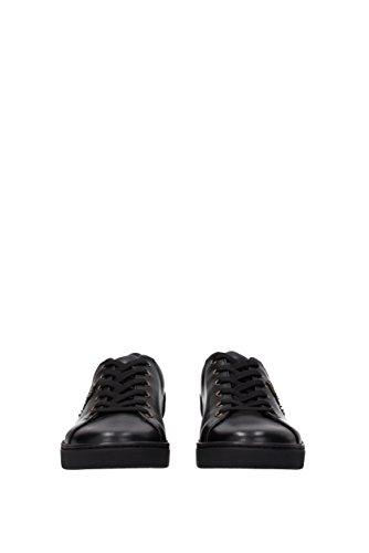 Sneakers Dolce&Gabbana Herren - Leder (CS1475AB731) EU Schwarz