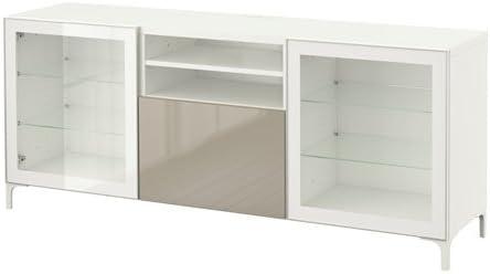 Ikea 20202.26115.1434 - Mueble de TV con cajones a presión ...