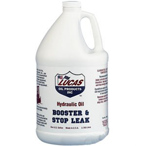 Lucas 10018 Hydraulic Oil Booster with Stop Leak Gallon