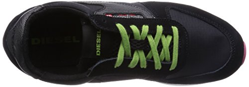 Diesel Damer Sneaker Sko Elle Venligt Sherun M Sort c3FqzV