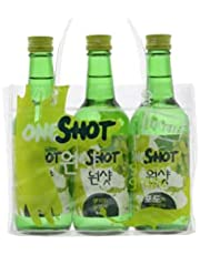 ONESHOT Soju Green Grape (원샷 WonSyat) - Case 20 x 360ml