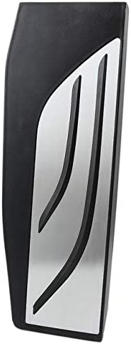 Qwerd Bremsbeschleuniger Kraftstoff Autopedal For Bmw 1 2 3 4series M3 M4 E87 E90 F20 F21 F30 F32 F36 F80 F82 Fußablage Gasbremspedal Color Name 1pcs Auto