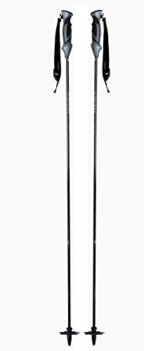 WINGET Carbon Fiber Mountain Alpine Ski Poles XA-80