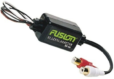 Garmin Fusion Rca Convertor  High Low  Hl 02