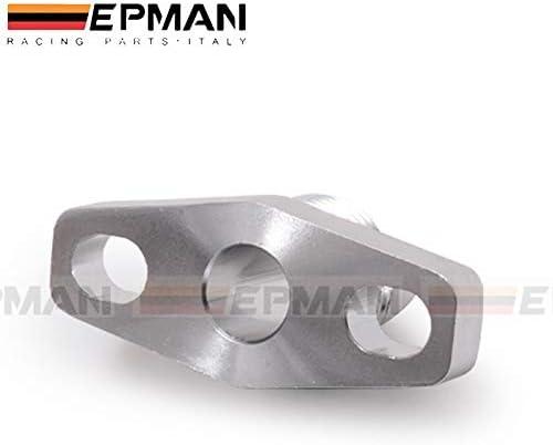 Epman Turbo Oil Drain Return Flange 10 AN Garrett GT28 GT30 GT35 38mm M8 Hole TK-TF006