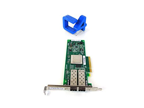 HP 82Q 8GB DUAL PORT PCI-E FC HBA AJ764A by HP
