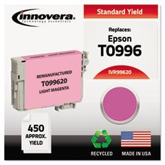 – Remanufactured T099620 (98) Ink, 450 Page-Yield, Light Magenta