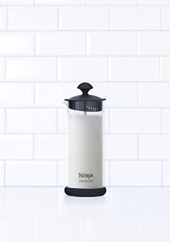 Ninja Coffee Bar Easy Milk Frother with Press Froth Technology (CFFROTH)