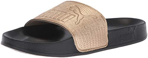 Image of PUMA Women's Leadcat Leather Wn Slide Sandal