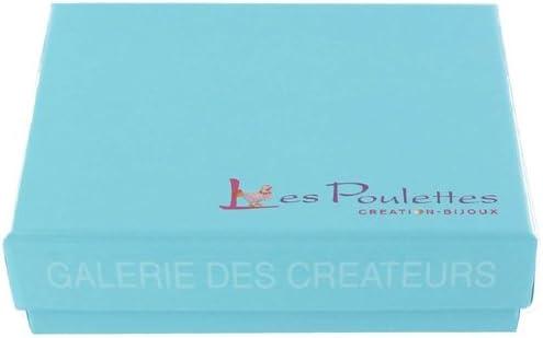Charms Argent 3 Cl/és du Bonheur Les Poulettes Bijoux