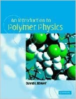 An Introduction to Polymer Physics by Bower, David I. (2002)