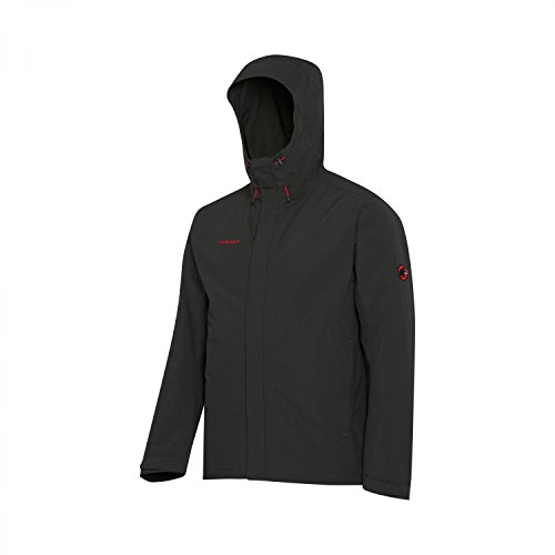 Mammut Trovat HS Hooded Jacket graphite M (Hs Jacket compare prices)
