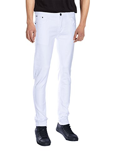 Stretch Chino Twill Fabric - 6