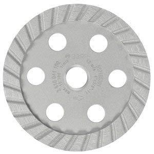 Bosch DC430S 4 In. Turbo Diamond Cup Wheel - Bosch Grinding Wheel