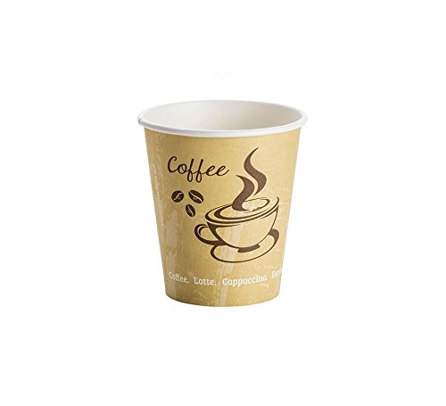 Single-Sided Poly Paper Hot Cup in Bulk, Tested & Proven Qua