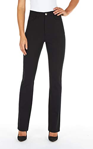 FDJ French Dressing Women's Suzanne Straight Fit Straight Leg Jeans - Petite