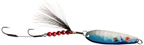 Viper Spoon SP1 Buck Tail Model Spoon, Blue Sardine