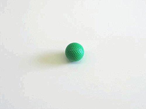 Green Golf Balls (Pack of 3)
