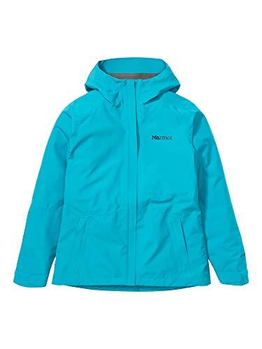 Marmot Women's Wm's Minimalist Jacket Waterproof Gore-tex Jacket, Lightweight Raincoat, Windproof Rain Wear, Breathable Windbreaker, Ideal for Running and Hiking