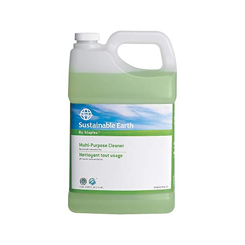 Sustainable Earth 919518 All Purpose Cleaner Refills Ready To Use 1 Gallon 4/Ct (SEB6401RTU) ()