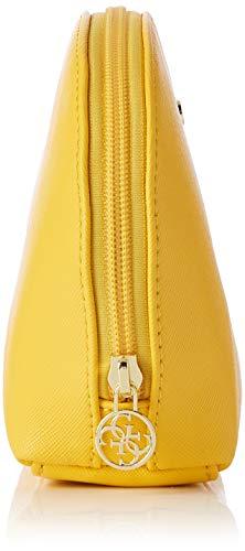 Guess Dome yellow Pour Organizer Sac Nero Dolly TvTqZ