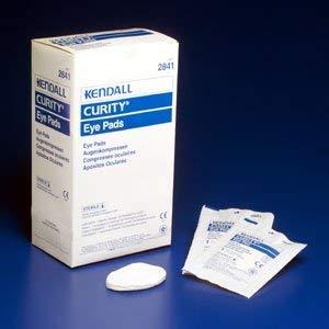 Sterile Oval Eye Pad - EYE PAD OVAL STERILE 1/PK, BOX OF 50