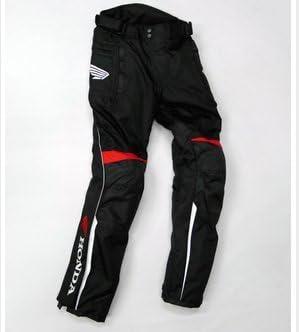 Pantalones Honda Moto Reforzados Impermeables Proteccion Protegidos Motorizados Motos Impermeable Motocicleta Cordura Ce Xxxl Amazon Es Coche Y Moto