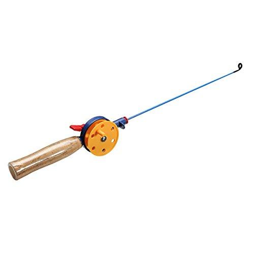 Fishing - 43.5cm Ultra-Light Fishing Ice Fishing Reel Winter Rod Rods Ice Proof Telescoping Light Pole - Tackle -