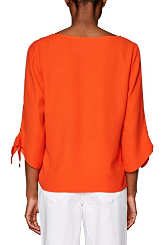 Donna Blusa Esprit Collection 825 Orange red EZUHq