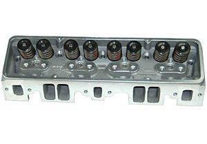 Chevy Aluminum Cylinder Head - 9