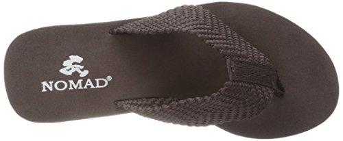 Pictures of Nomad Women's Tide Wedge Sandal Black 6 M US 2
