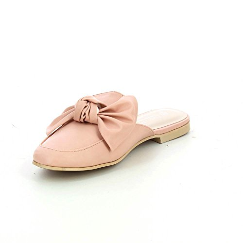 Go Tendance - Bailarinas de Material Sintético Mujer Rose