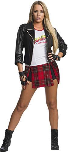 Rubie's Women's Rowdy Ronda Rousey, As Shown,