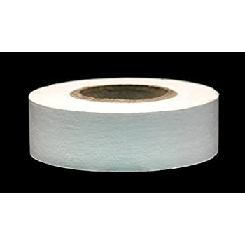 "3/4"" White Color Coding Writable Labeling Tape 