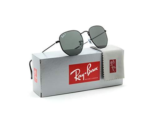 Ray Ban Hexagonal 54 - Ray-Ban RB3548N Hexagonal Flat Lenses Polarized