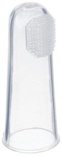 reer 7901 - Finger- Zahnbürste aus Silikon