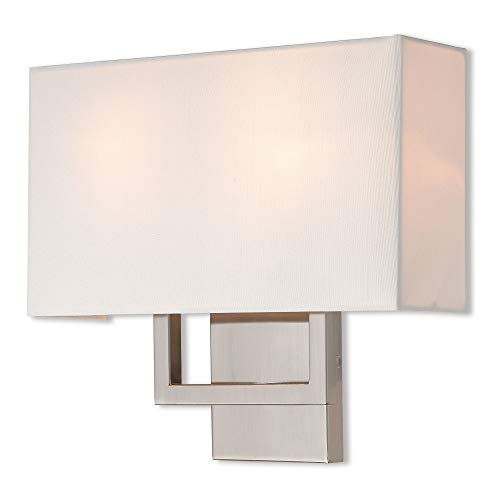 Livex Lighting 50990-91 ADA Wall Sconce (Small Ada Sconce)
