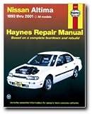 Nissan Altima, 1993-2001 (Hayne's Automotive Repair Manual)