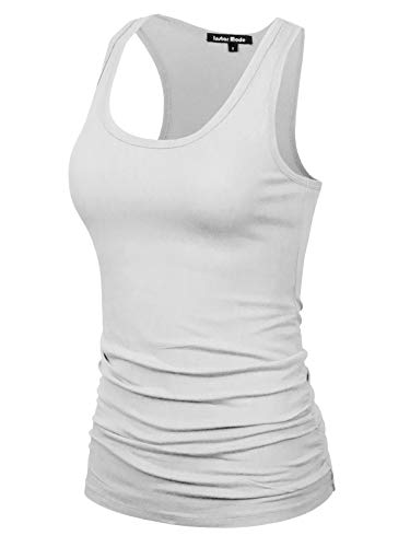 Design by Olivia Women's Casual Basic Sleeveless