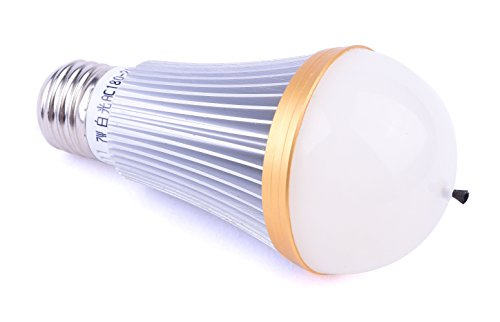 M LED Bulb for Negative Oxygen Ion Anion Generator Air Purifier Cleaner 110v Efficient Home Office Titanium Colored