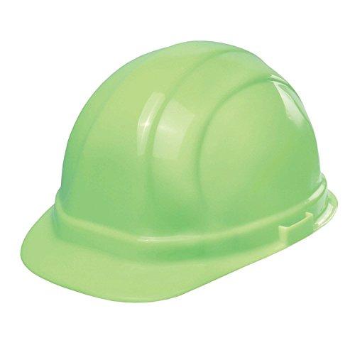 ERB 19302 Omega II Cap Style Hard Hat with Slide Lock, Glow in the Dark]()