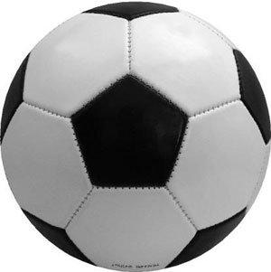 Soccer Ball 3-D Magnet
