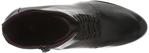 Tamaris 25103 - Botas cortas para mujer Negro (Black Uni 007)