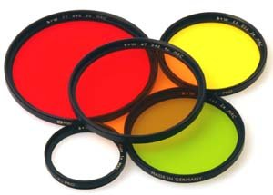 B+W 67mm Yellow Camera Lens Contrast Filter with Multi Resistant Coating (022M)