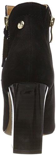black Nero Caprice 8 Donna Stivaletti Nubuc 25304 7xI0Iq8