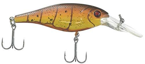 Berkley Bad Shad Spring Craw Fishing Bait, 2 3/4